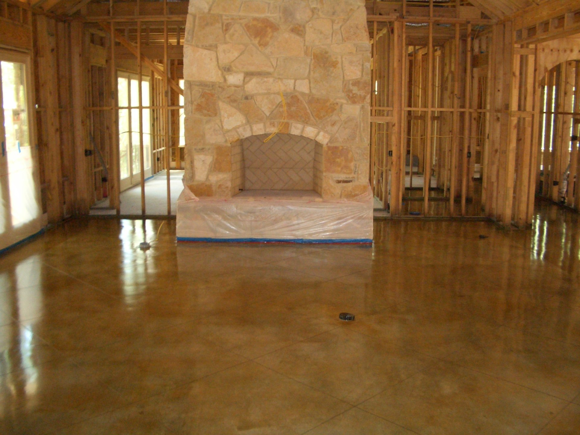 Concrete flooring the information you need to know for Type of floors in houses