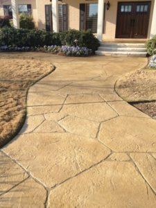 Concrete Overays Bryan TX