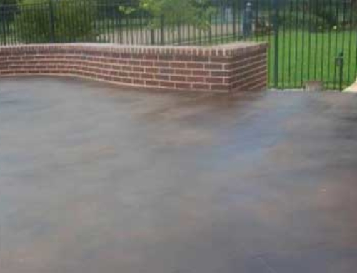 The Allure and Advantage of Stained Concrete Floors!